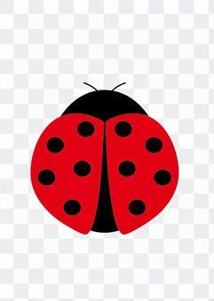 Ladybug (red)