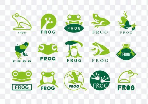 青蛙馬克色