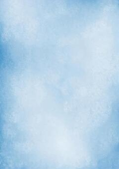 水彩插圖05(淺藍色紋理垂直)