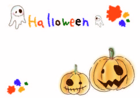 Halloween ①