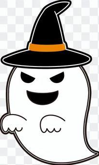 一個帽子的幽靈2