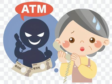 電話欺詐2