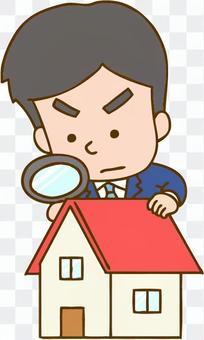 房屋製造商調查評估
