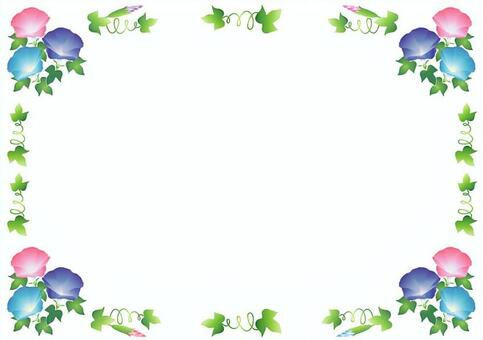 牽牛花框架Ⅱ