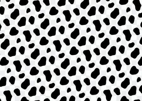 牛柄 パターン2(スウォッチ)