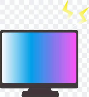 シンプルなテレビ