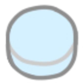 平板電腦(淺藍色)