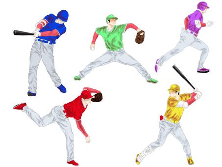 Baseball form