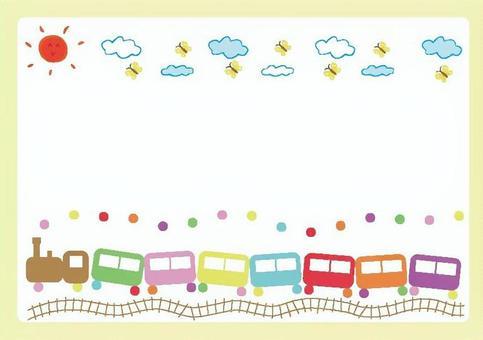 框架Marchen火車