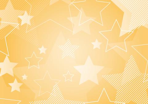 星星星星閃光背景壁紙材料