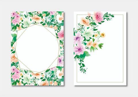 花卉卡套1