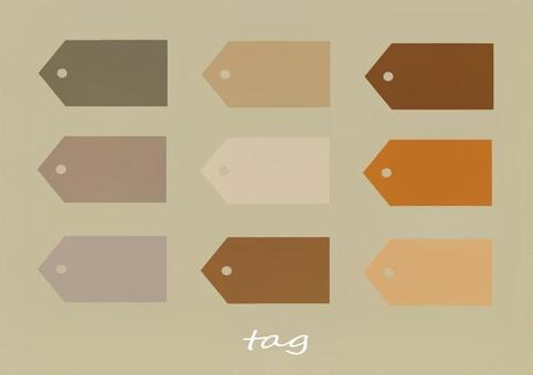 タグアイコンセット