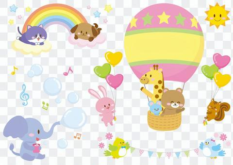 動物童話故事集