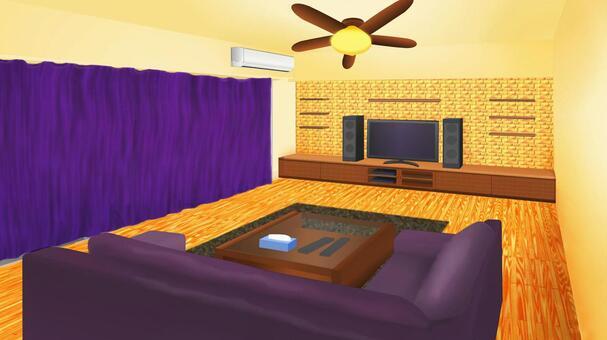 客厅(2)