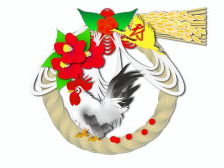 New Year decoration 003