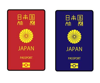 身份證 - 護照