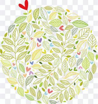 잎 13 원