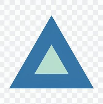 블루의 정삼각형