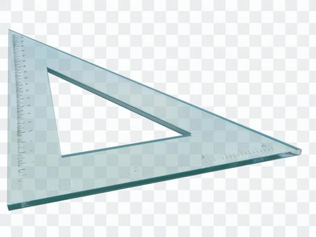 Triangular ruler 02