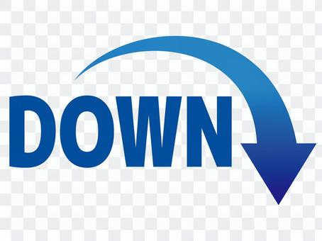 Icon_DOWN_向下