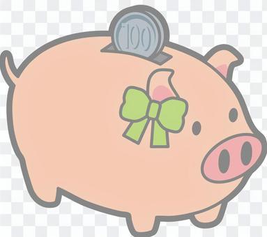 豬的存錢罐