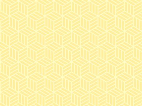 背景日本圖案龜甲圖案
