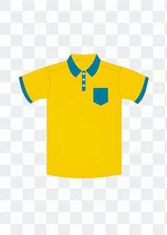 Polo shirt (yellow)