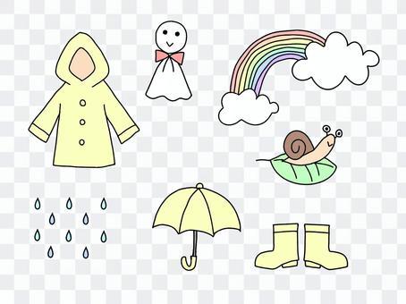 雨後的雨季彩虹02