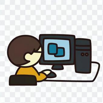 Personal computer operation