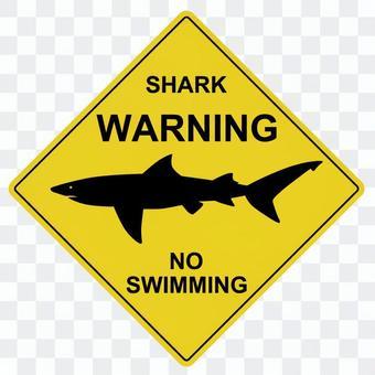 鯊魚的注意力