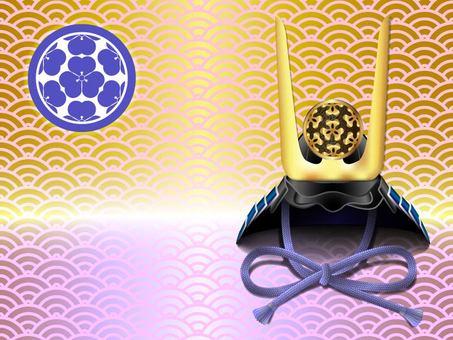 長崎大久保的頭盔(壁紙)