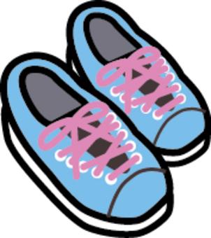 Jogging shoes 3