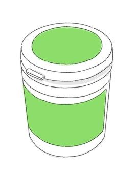 瓶口香糖4(彩色)