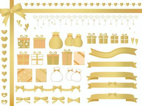 Present set gold
