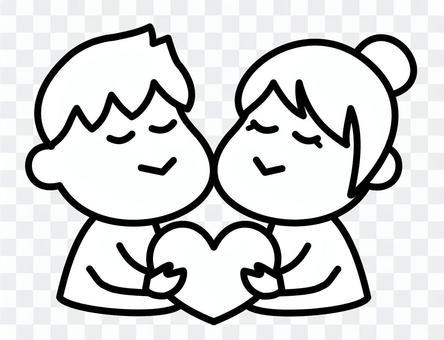 情人節的情侶