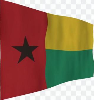 幾內亞比紹國旗