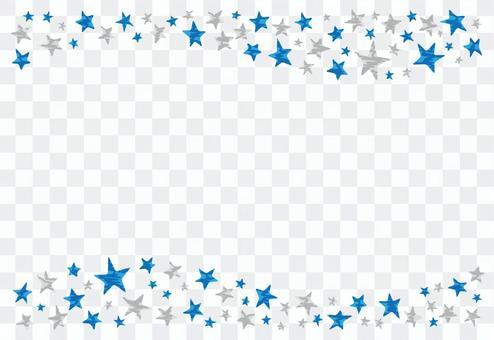 閃閃發光的星形框架2