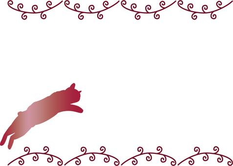 고양이의 프레임 (당초)