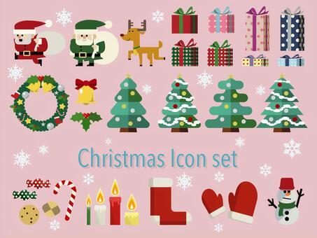 聖誕項目插圖設置02