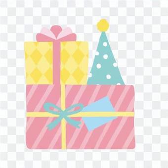 堆疊式禮品盒 B