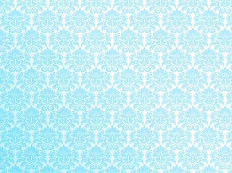 錦緞模式藍色