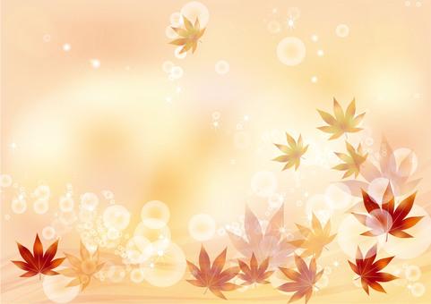 가을 무늬 단풍 1