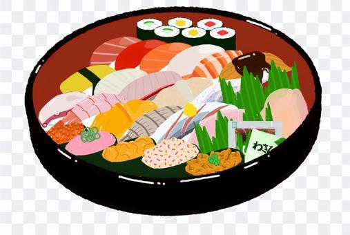 寿司シリーズ・オールスターズ