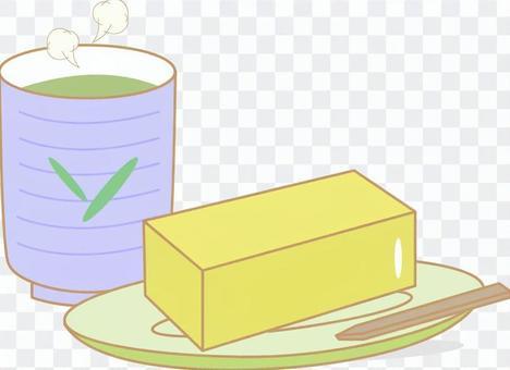 芋羊kan和茶