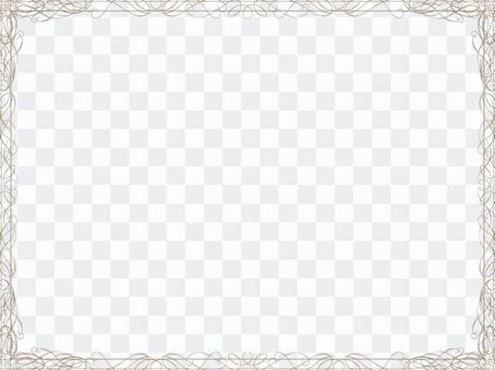 簡單的框架框架16052901