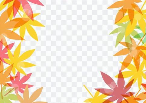倒下的葉子設計2