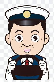 出租车司机(说话)