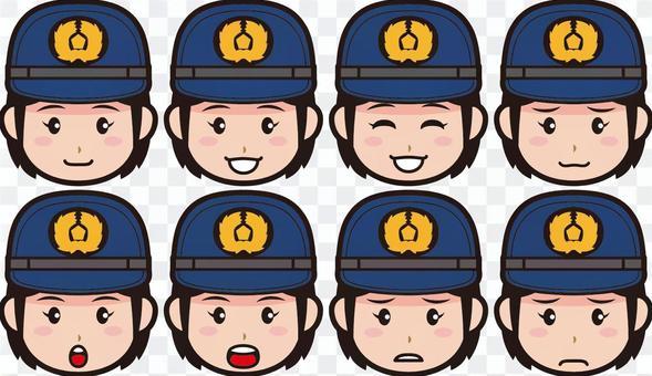 Mini Mini Policeman 28