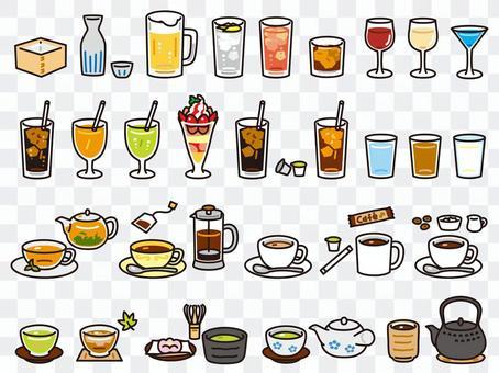 飲料菜單集