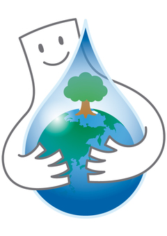 Illustrations on the theme of global environmental protection